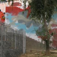 Foto: Jesus Paniagua, pinta: ripo