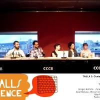 Mesa 2: Ciudades y contextos diferentes, Foto: Asalto producciones